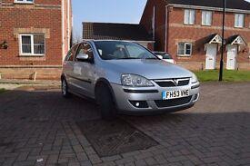 Vauxhall Corsa C 1.2 SXi New MOT