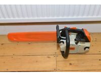 Stihl ms 200 TOPPING SAW 2009