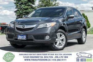 2013 Acura RDX AWD Rear Camera Accident Free Extra Clean