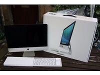 "Apple iMac 21.5"" Late-2013 Desktop GT750M 2.7GHz i5 Quad Core 8GB RAM 1TB HDD"
