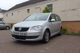 2009 Volkswagen Touran 1.9Tdi SE 105, 12 Months MOT, Full Service History, Cambelt Changed