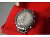 "Omega Speedmaster Reduced ""Mother of Pearl"""