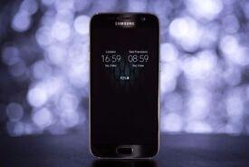 Samsung Galaxy S7 Edge Black Dual Sim SM-G935FD