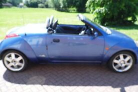 image for Ford, STREETKA, Convertible, 2004, Manual, 1597 (cc), 2 doors