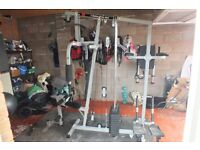 3 Station - Pro Power Multi Gym - Excellent condition