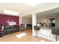 LINK - A well presented and extremely spacious end terrace family home to rent in Raynes Park