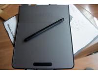 Wacom Bambo - Wireless Touchpad with stylus