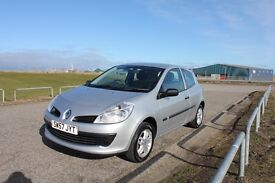 Renault Clio Extreme 1.2 3 door low mileage