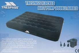AIRBED for double bed - new & unused