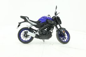April 18 Registered Yamaha MT-125 ABS, PRICE PROMISE