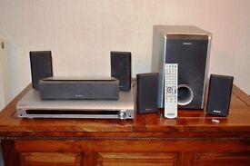 SONY DAV-DZ300 HOME THEATRE DVD SYSTEM