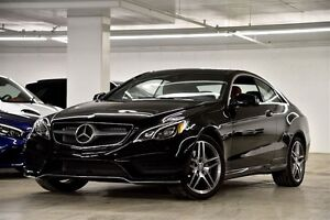 2017 Mercedes-Benz E-Class E400 4MATIC Coupe *SPECIAL DEMO* Edit