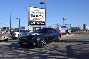 2015 Chevrolet Camaro 2SS, COMMEMORATIVE EDITION, ONE OWNER UNIQ