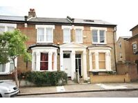 Huge 4 Bed Garden House 2 Minutes Walk From Clapham North!