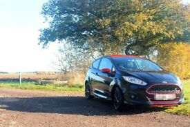 Immaculate Black edition ford fiesta