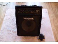 Behringer BXL1800A Bass Combo 2-Channel Amp Amplifier