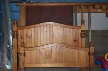 Queen Size Bed Pine Nathalia Moira Area Preview