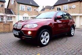 BMW X5 3.0SD SE 5DR AUTOMATIC FSH HPI CLEAR 2 KEYS TAN LEATHER EXCELLENT CONDITION