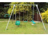 TP Activity Giant Swing Set