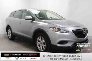 2015 Mazda CX-9 AWD GT TOURING + CUIR + NAVIGATION + TOIT