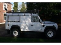 Land rover Defender 110 Hardtop *ex power ni*