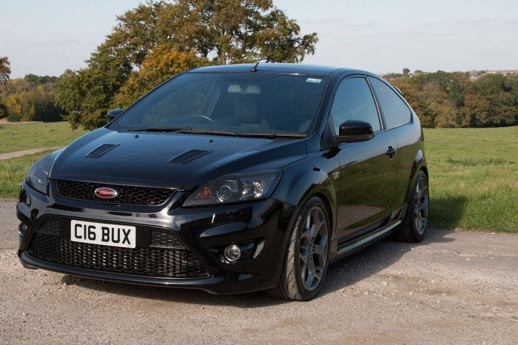 ford focus st 3 25t panther black 2009