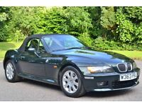 BMW Z3 Roadster widebody 6 cylinder - Collectors car 17 000 miles from new.