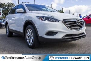 2013 Mazda CX-9 GS. ROOF. BACKUP CAM. BLUETOOTH. HTD SEATS.