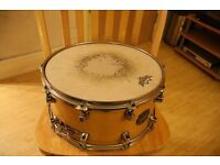 "Mapex MPX Snare 14""X5.5"" with REMO Ambassador skins (Top & Bottom)"