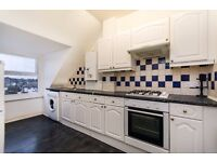UPPER TOOTING RD, SW17 - A NEWLY DECORATED EXTRA LARGE 2 BEDROOM FLAT + SEP LIVING ROOM - VIEW NOW