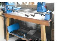 Record CLI/36 – Wood Turning Lathe & Accessories