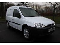Vauxhall Combo 1.3 CDTi 16v 2000 Panel Van 3dr 1 Owner, No Vat, 12 Months MOT
