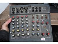 soundcraft spirit notepad