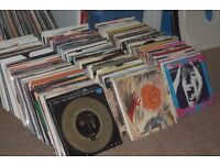 """700 x 7"""" Vinyl Records.. 1960's - 80's Pop Collection CAN DELIVER!!"""