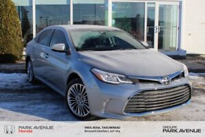 2017 Toyota Avalon Limited *Navigation* Cuir*