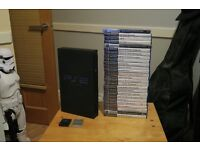 Playstation 2 console bundle with all cables and 26 brilliant games!