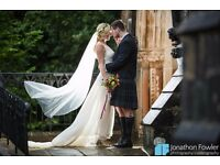 Edinburgh Wedding Photographer & Videographer - Unique Wow-Factor Wedding Photos & Videos