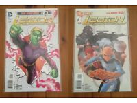 DC New 52 Legion of Superheroes Incomplete Set Perfect Condition 18 Issues