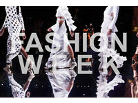 London Fashion Week Mens' writers for catwalk shows / lifestyle, bloggers & fashionistas
