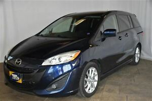 2012 Mazda MAZDA5 GT WITH ALUMINUM RIMS
