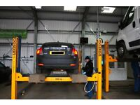 Mechanic/MOT Tester Wanted - Permanent Position