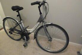 """Ladies bike Apollo Etienne Hybrid 16"""" aluminium alloy frame"""