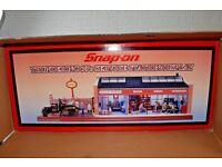 Snap-On Thundering 30s Service Station Display Crown Premium Tool Garage