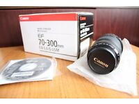 Swap for Canon lens