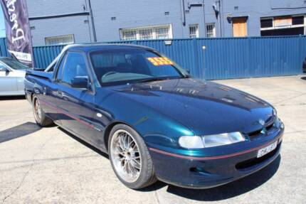 1996 Holden Commodore Ute VS