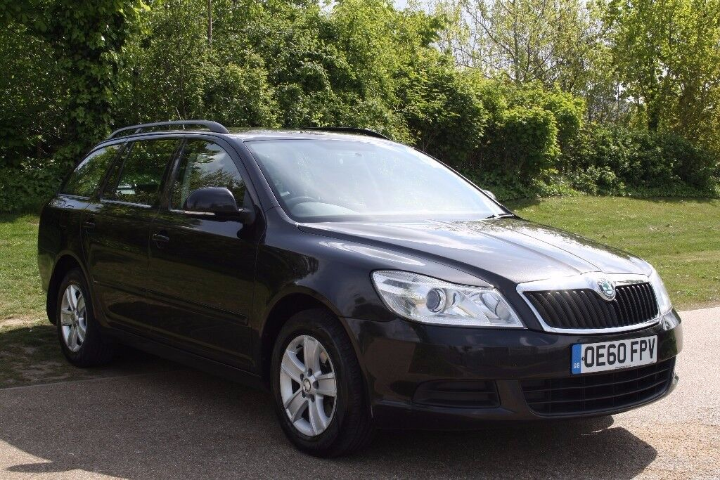 2011 Skoda Octavia 1.6 TDI PD Elegance DSG 5dr ESTATE AUTOMATIC, FSH, WARRANTY, PX WELCOME