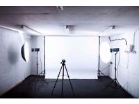 Equipped Photography Studio Hire | Croydon