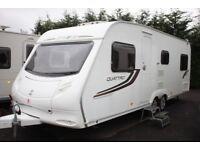 Sprite Quattro 2011 6 Berth Fixed Bed Twin Axle Caravan