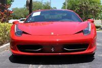 Miniature 7 Voiture Européenne d'occasion Ferrari 458 2014