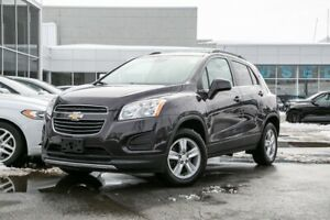 2016 Chevrolet Trax LT 25,000 KMS-AUTO-AWD-AIR